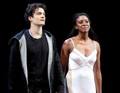 Orlando Bloom zagrał Romea na Broadwayu