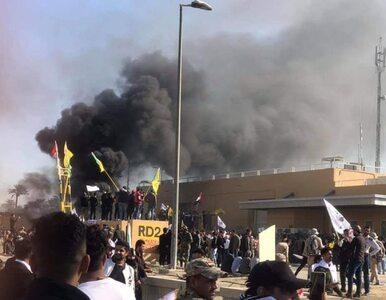 Szturm na ambasadę USA w Bagdadzie. Ewakuacja pracowników