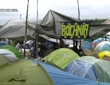 Tłumy w Kostrzynie nad Odrą. Festiwalowicze zjechali na Pol'and'Rock