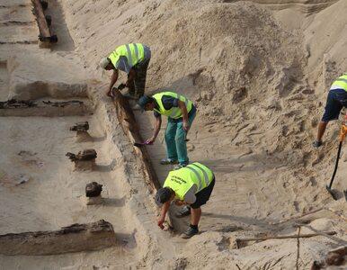 Zabytki odnajdowane na placach budowy nie są odpowiednio chronione