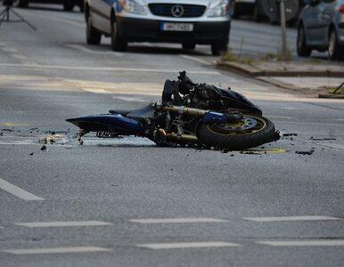 """Wjechał motocyklem w nastolatki, jedna z nich zmarła. """"Tak się kończą..."""
