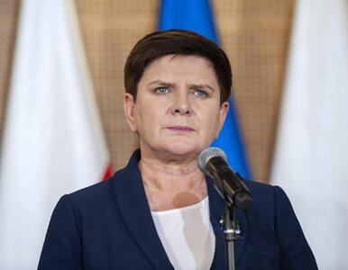 Wybory do Sejmu. Beata Szydło podała możliwy termin