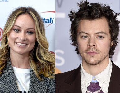 Olivia Wilde chwali Harry'ego Stylesa. Poświęciła mu post na Instagramie