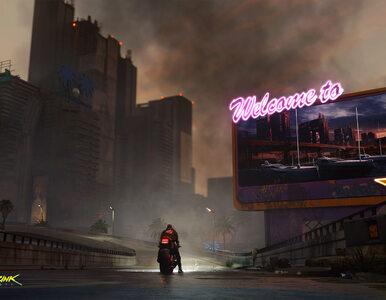 Cyberpunk 2077. Znamy specyfikację komputera, na którym odpalono grę na E3