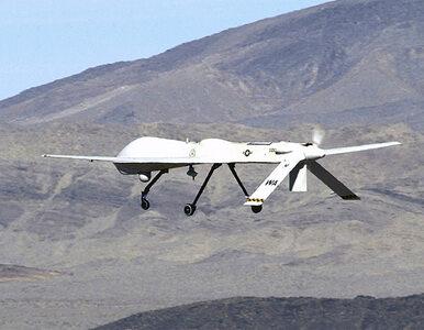 Chce walczyć z imigrantami za pomocą dronów