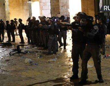 Gwałtowne zamieszki w Jerozolimie. Walka toczyła się w pobliżu słynnego...