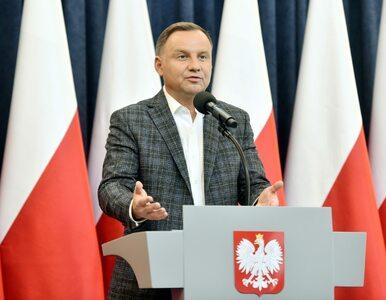 Sondaż. Co myślą Polacy o prezydenturze Andrzeja Dudy?