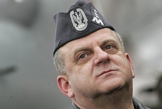 Gen. Andrzej Błasik (fot. Forum)