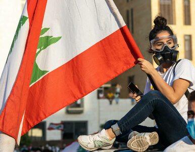 Liban. Rząd podał się do dymisji po wybuchu w porcie w Bejrucie