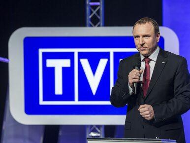 Były szef TVP Juliusz Braun o kulisach zwolnienia Jacka Kurskiego