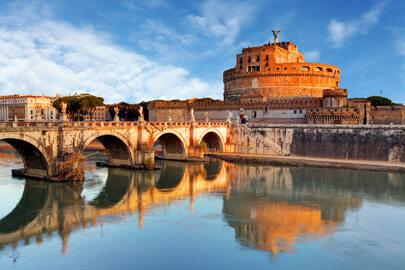 Rzym, jakiego nie znacie. Niezwykłe zdjęcia Wiecznego Miasta