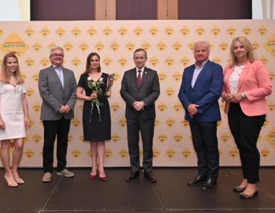 Adamed z Nagrodą Zaufania Złoty OTIS 2021