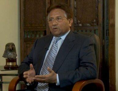 Były prezydent Pakistanu oskarżony o zdradę. Grozi mu kara śmierci