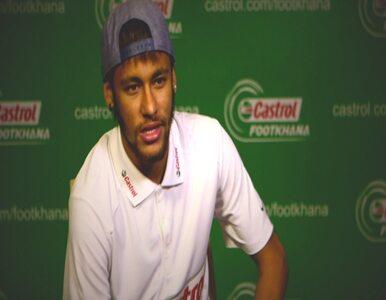 Neymar o mundialu: Marzę o mistrzostwie świata