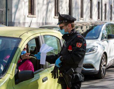 Niepokorni Włosi. 23 tysiące kar za łamanie zakazów w świąteczny weekend