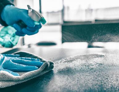 Czy sprzątanie jest groźne dla zdrowia? Nauka ma na to pytanie...