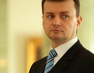 Przemysław Wipler opuszcza PiS. Błaszczak: najbardziej cieszy się Donald...