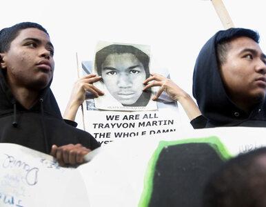 """Masowe protesty w USA. Chcą """"sprawiedliwości dla Trayvona"""""""