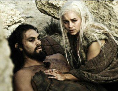 """Khaleesi i Khal Drogo znów razem. Gwiazdy """"Gry o tron"""" będą wręczać..."""