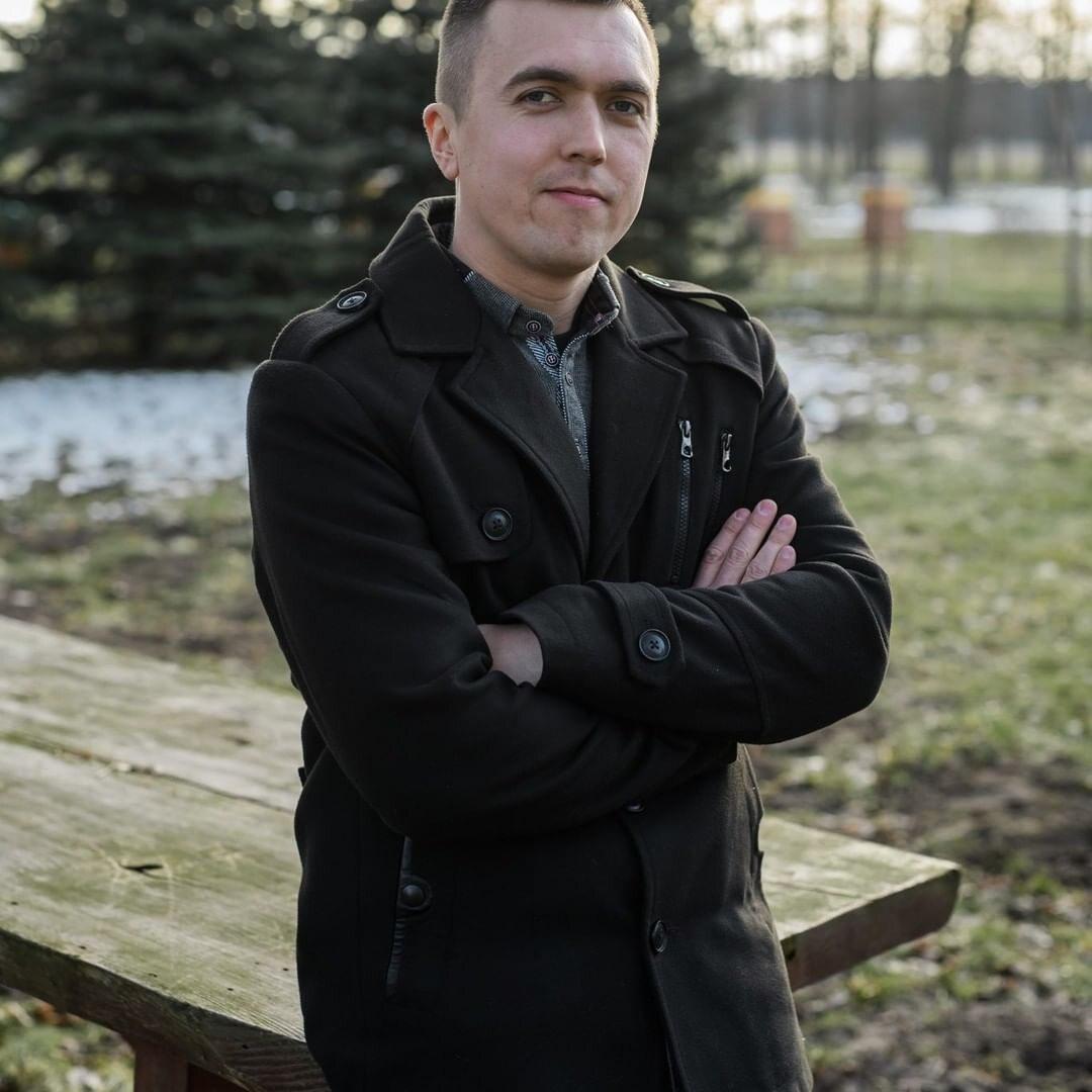 """Emil, 31 lat, kandydat do programu """"Rolnik szuka żony"""""""