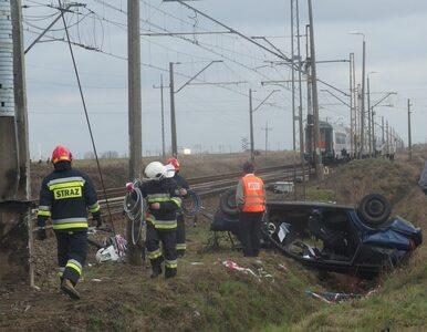 Tragiczny wypadek na przejeździe kolejowym. Są zarzuty dla dróżnika