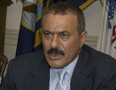 Prezydent Jemenu ogłasza amnestię. Opozycja: to niezgodne z porozumieniem