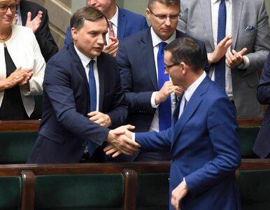 Ziobro wprost o relacjach z Morawieckim: Trudne, nie zawsze nam po drodze