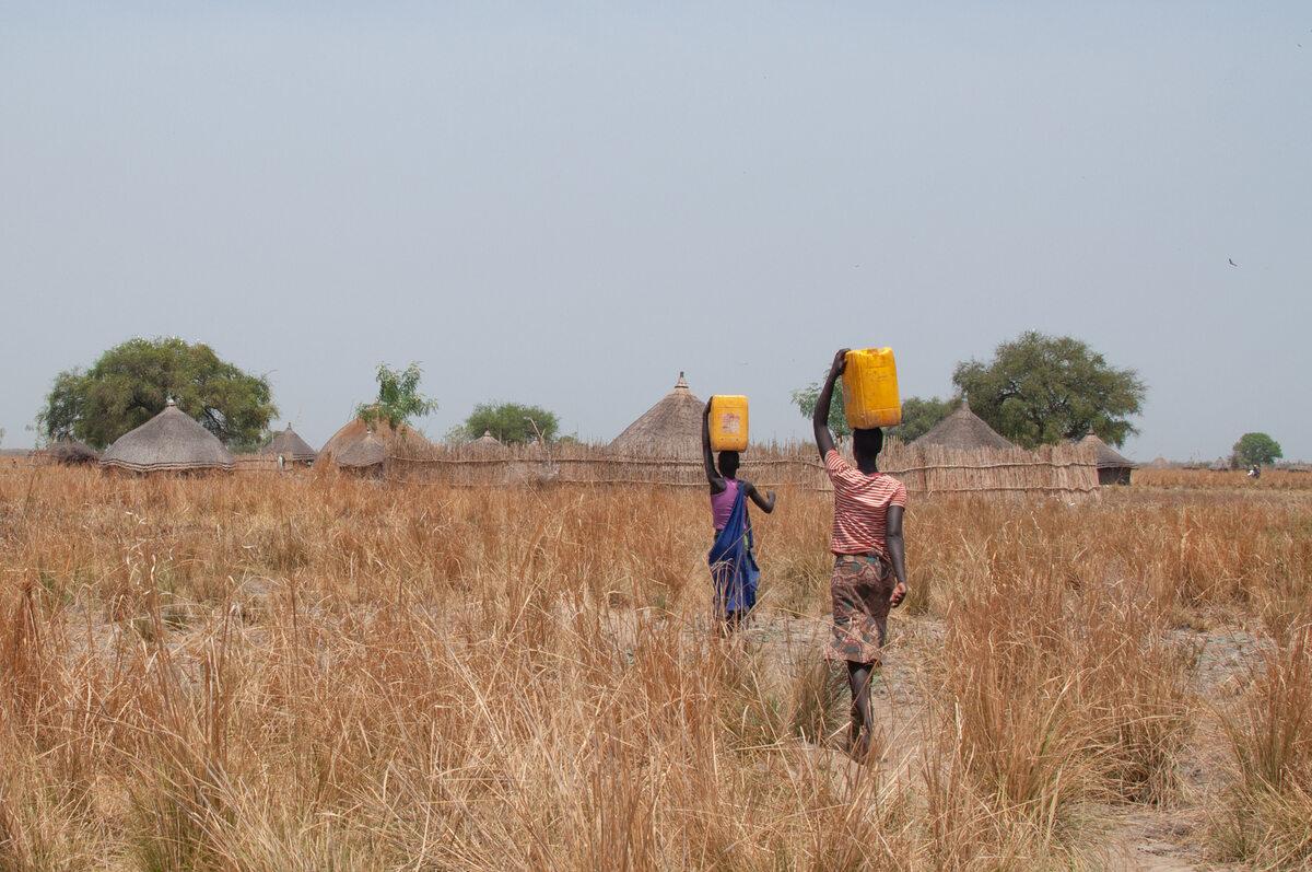 Relacja z Sudanu Południowego