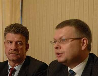 Kaczmarek i Kornatowski na wolności. Prokuratura ujawniła dowody
