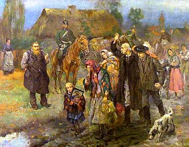 """""""Bijcie w Polaków, by im ochota do życia odeszła"""". Polityka Bismarcka..."""