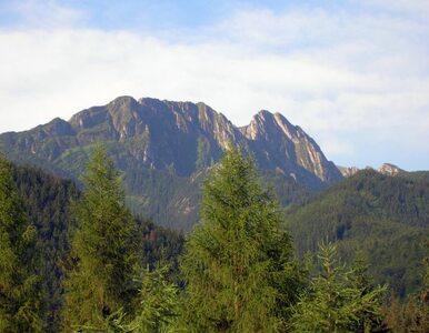 Tragiczny wypadek w Tatrach. 24-latek w ciężkim stanie