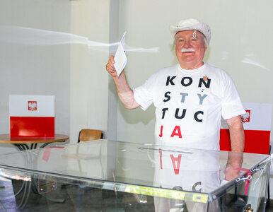 Lech Wałęsa zadeklarował, na kogo będzie głosował w drugiej turze...