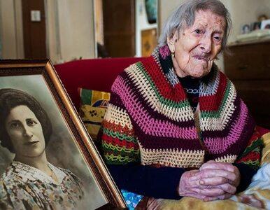 Emma Morano najstarszą osobą na świecie. Wyjawiła sekret swojej...