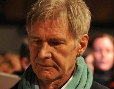 """Harrison Ford opóźni premierę VII części """"Gwiezdnych Wojen"""" o pół roku?"""