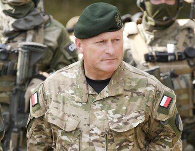 Gen. Jerzy Gut podał się do dymisji. Odpowiadał za Centrum Operacji...