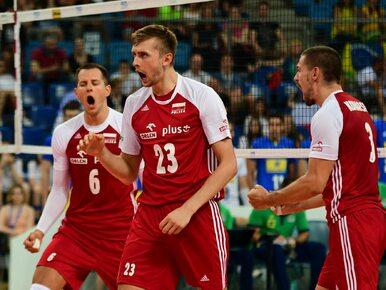 Debiut w wielki stylu. Polska ograła Brazylię na początek turnieju