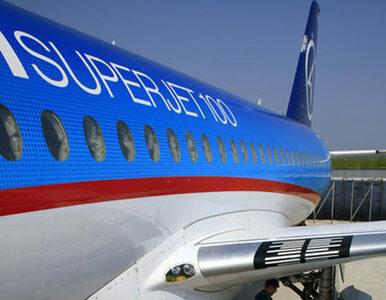 Rosyjski samolot lądował bez podwozia