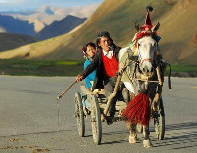 """Coś dla tych, którzy już planują wakacje. """"Pociąg do Tybetu"""" zabierze..."""
