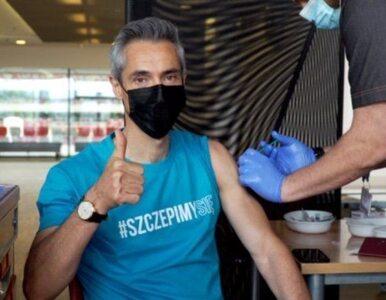 """Paulo Sousa przyjął szczepionkę. """"Bardzo cieszę się z tej decyzji"""""""