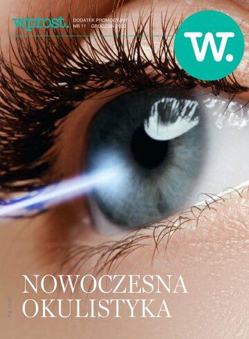 Okładka Dodatek Wprost – Nowoczesna okulistyka  (grudzień 2020 r.)