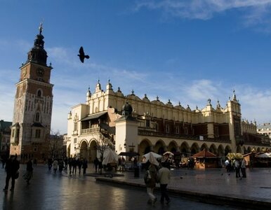 Kraków: sześciu ochroniarzy pilnuje... tunelu. Za 1,5 mln zł