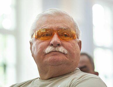 Zaskakująca deklaracja Wałęsy. Nie będzie głosował na PO. Kogo chce...