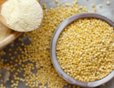 Mąka jaglana idealna do naleśników i wypieków. Nie zawiera glutenu i...