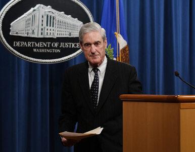Robert Mueller rezygnuje z funkcji specjalnego prokuratora. Triumf...