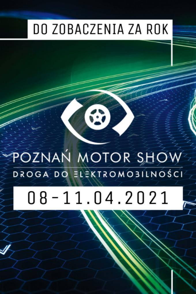 Targi Motor Show zostały odwołane 2021