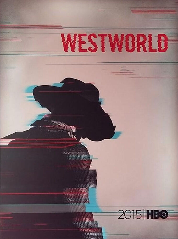 Westworld plakat Cannes 2016 (2016-)