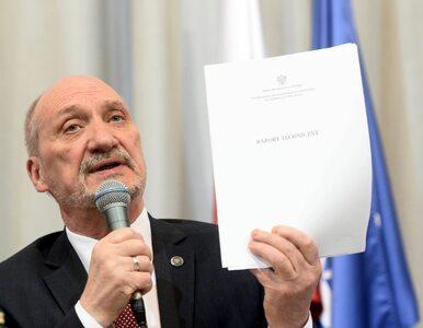 Podkomisja smoleńska opublikowała raport techniczny. Zawiera 51 stron