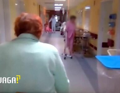 """Uwaga! TVN o """"umieralni"""" w szpitalu w Poznaniu. Reaguje NFZ i dyrekcja"""