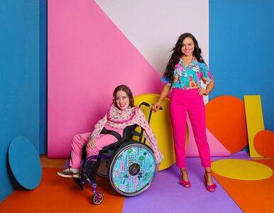 Czy wózek inwalidzki może być trendy? Te siostry to udowadniają