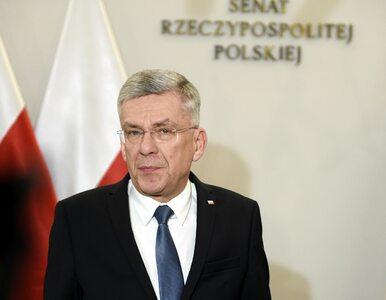 Karczewski: Jeśli posłowie opozycji uważają, że budżet jest nielegalny,...
